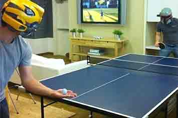 Ping Pong in the Future